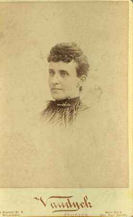 Portrait of Lucy Knox D'Arcy, 1887