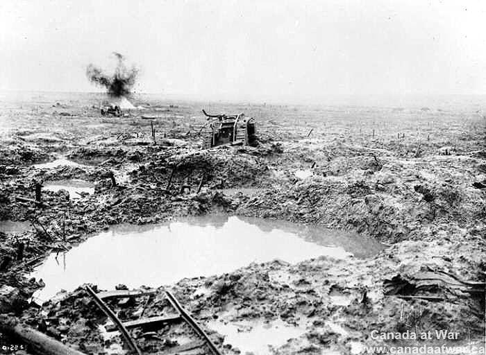 Passchendaele Nov 1917