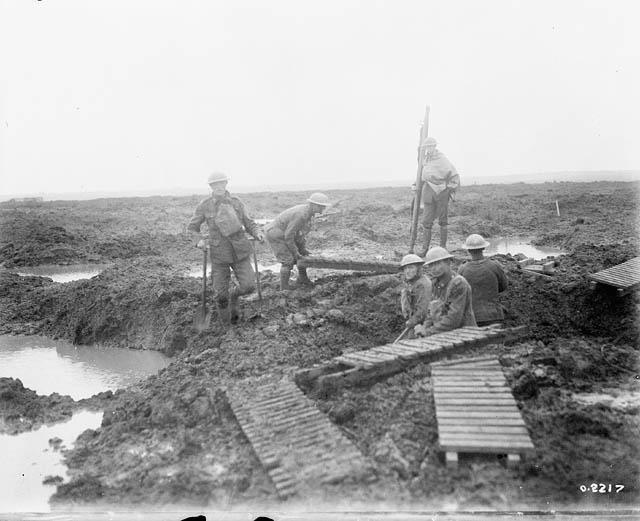 Passchendaele Oct 1917 2