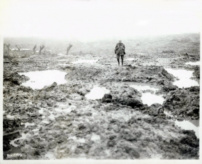 Passchendaele Oct 1917