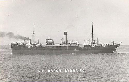Image of the BARON KINNAIRD