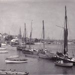 The prom at Maldon, mid 1950s.