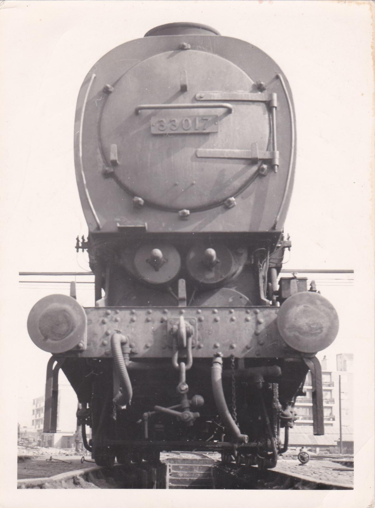Q1 at Nine Elms depot