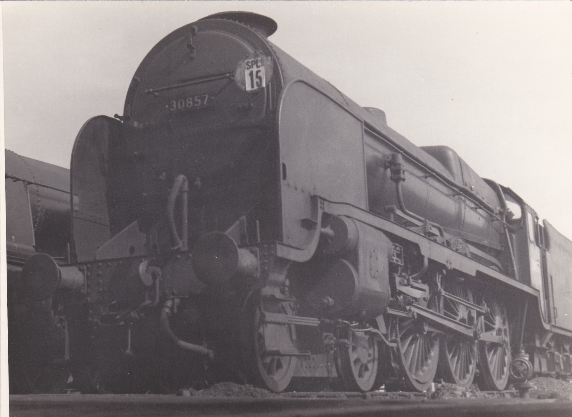 Southern Railway 'Lord Howe'